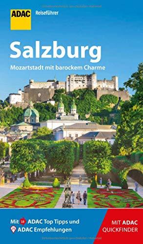 Preisvergleich Produktbild ADAC Reiseführer Salzburg: Der Kompakte mit den ADAC Top Tipps und cleveren Klappkarten