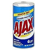 AJAX Limpiador en polvo con lejía, 14 oz (396 g)