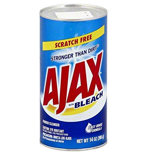 Ajax Scheuerpulver mit Bleiche, 396g