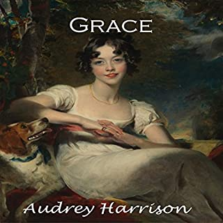 Grace audiobook cover art