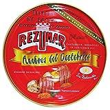 Anchoas del Cantábrico REZUMAR en Aceite de Girasol. Lata 520gr.