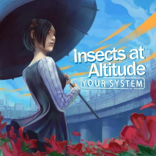 Insects at Altitude