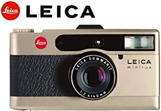Leica Minilux 35mm Camera