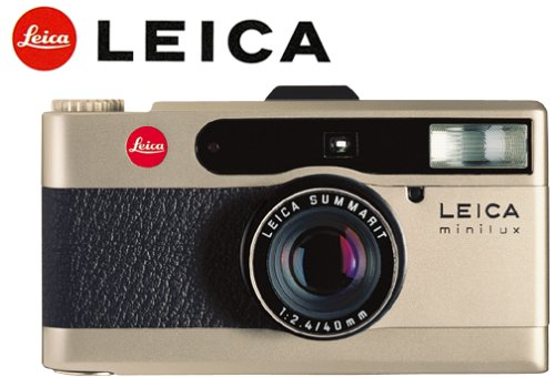 Best Bargain Leica Minilux 35mm Camera