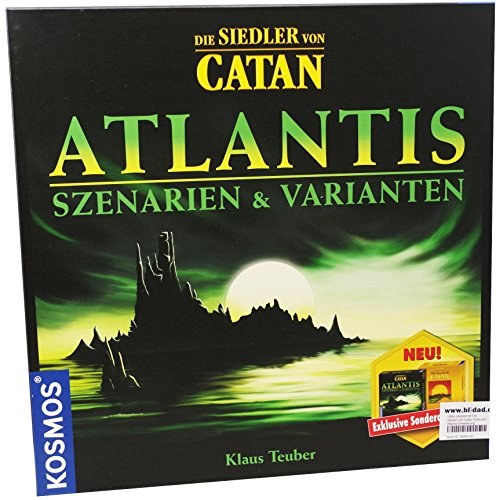 Catan - Erweiterung Atlantis