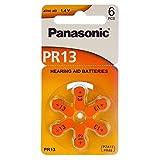 Panasonic Hearing Aid Batteries Size 13, 60pcs + 2 AAA Panasonic Alkaline Batteries