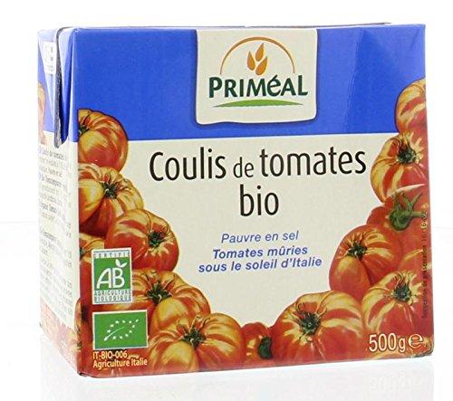 Priméal Coulis de Tomates 500 g