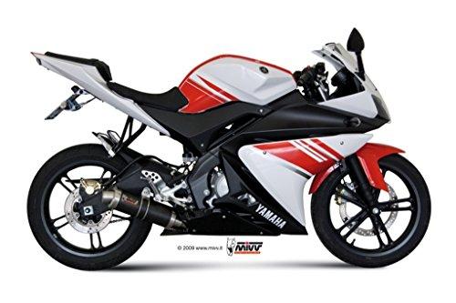 MIVV GP Carbon (Slip-On) | Yamaha YZF R125 (2008 - 2013)