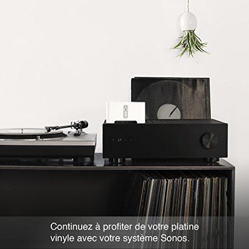 Sonos CONNECT I Verwandelt vorhandene Musikanlage oder Heimkino in ein Sonos Streaming System (weiß) - 5
