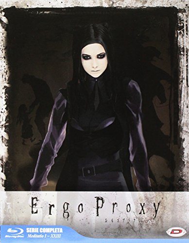 Ergo Proxy (Box 4 Br Lim.Edit.) (Eps 01-23)