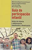 Guía de participación infantil: Juntas de infancia y adolescencia: constitución y dinamización (Recursos)