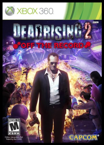 Capcom Dead Rising 2: Off The Record, Xbox 360, ESP