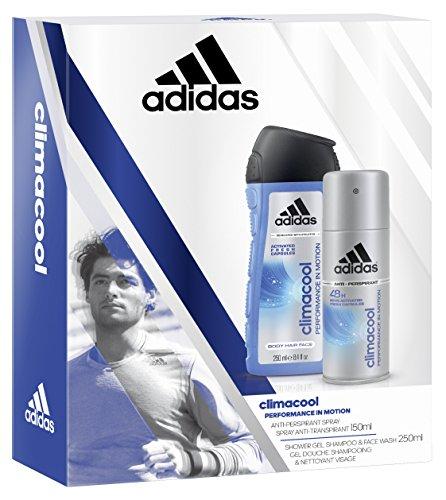 adidas Climacool APD + Shower Gel, 400 ml