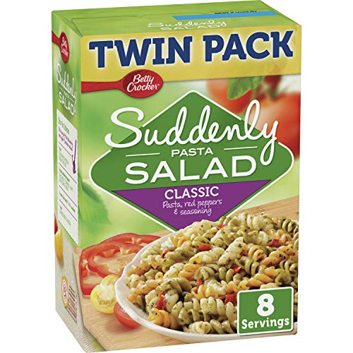 Betty Crocker Dry Meals Suddenly Salad Classic Twin Pack, 15.5 oz