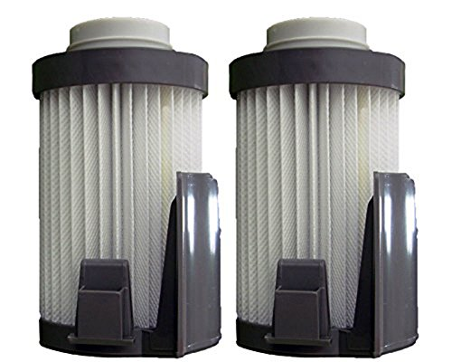 MaximalPower Replacement Vacuum Filter for Eureka DCF-10 DCF-14 Lightweight Upright Vacuum Cleaner Pleated Hepa