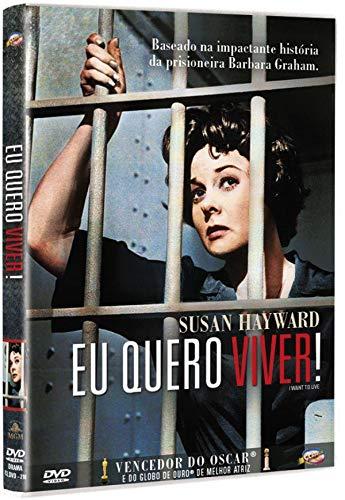 Dvd Eu Quero Viver! - Susan Hayward