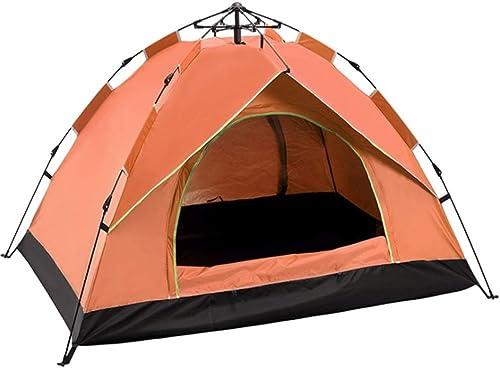 Tente de plage Tente à une touche InsTailletion facile Une touche à une tente facile pour la prévention des catastrophes Finition déperlante équipement de camping Prougeection anti-UV Alpinisme Pliage Im