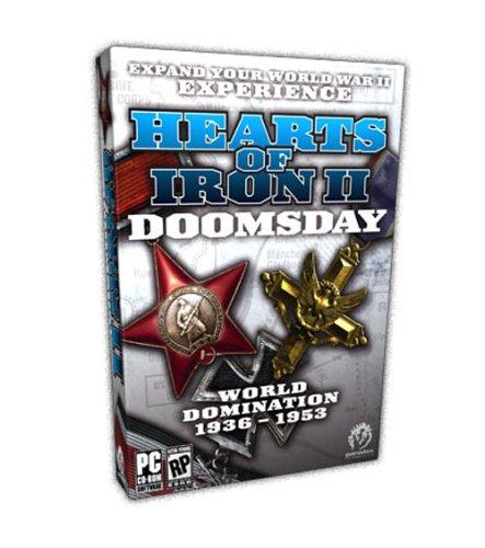 HEARTS OF IRON 2 - DOOMSDAY
