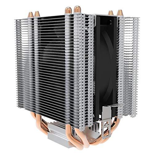 Peanutaoc Lange levensduur Super Rustige Computer PC CPU Koeler CPU Koeler Warmte Spoelbak voor Intel LGA 1150 1151 1155 775 1156