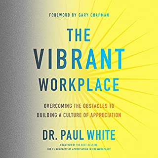 The Vibrant Workplace audiobook cover art