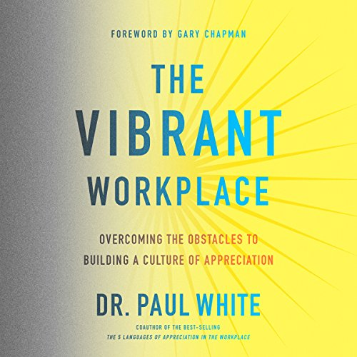 The Vibrant Workplace cover art