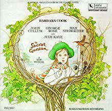 The Secret Garden: A New Musical 1986 London Studio Cast