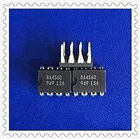 10pcs / lot BA4560 BA 4560 DIP-8在庫あり