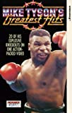 Mike Tyson's Greatest Hits [VHS]
