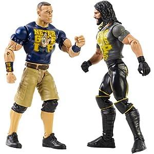 WWE John Cena & Seth Rollins Action Figure (2 Pack)
