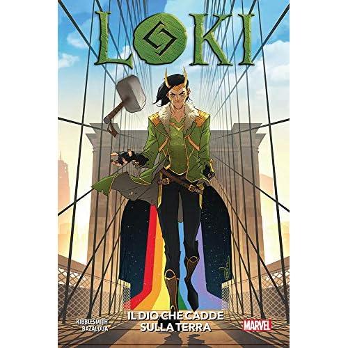 Loki - Il Dio che Cadde sulla Terra - Marvel Collection - Panini Comics - ITALIANO #MYCOMICS