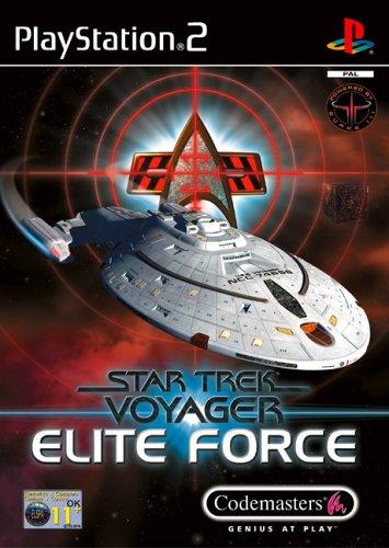 Star Trek Voyager elite force - Playstation 2 - PAL UK