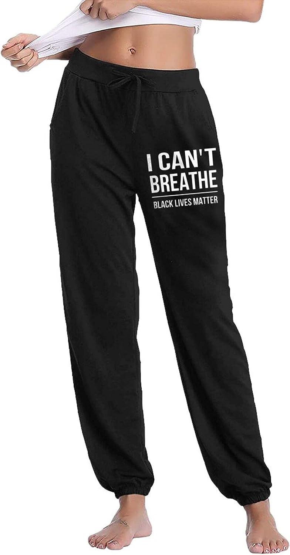 Black Lives Matter Lightweight Womens Man's Sleep Pajama Pants C