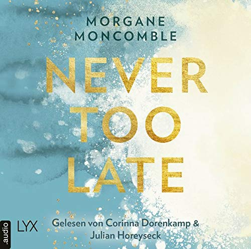 Never Too Late (German edition)  By  cover art