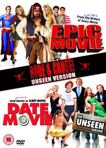 Epic Movie / Date Movie Duopack DVD