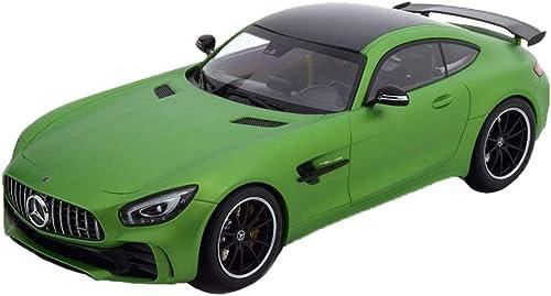 Venta barata GAOQUN-TOY 1 18 Mercedes-Benz, Mercedes-Benz, Mercedes-Benz, Puerta Doble, Techo rígido, Modelo Deportivo, Benz AMG GTR 2017 (Color   verde, Tamaño   26cm11cm)  ventas en linea