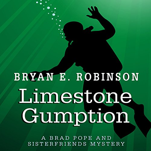 Limestone Gumption audiobook cover art