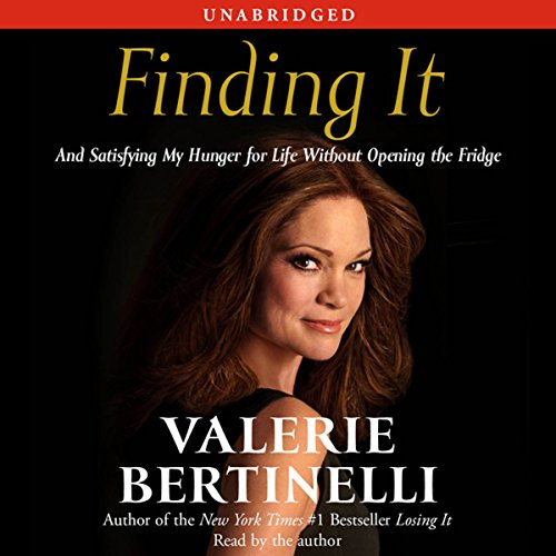 Finding It audiobook cover art