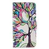 Sony Xperia L3 Phone Case, Shockproof PU Leather Flip
