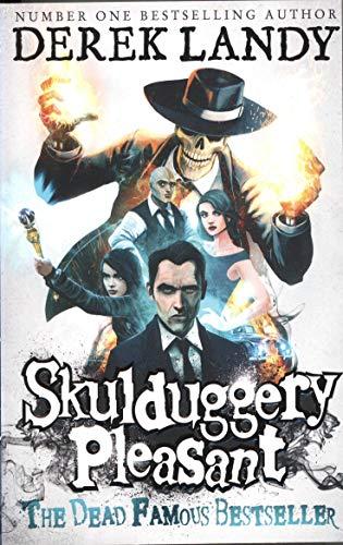 Skulduggery Pleasant. (Skulduggery Pleasant (Paperback), Band 1)