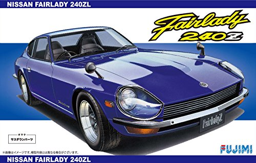 1/24 pulgadas hasta serie No.60 Fairlady 240ZL