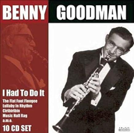 10 CD WALLET BOX(Benny Goodman)