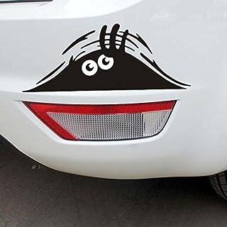 Color : Black Personalized car stickers Adesivi animali di personalit/à creativa Adesivi per auto grizzly Adesivi per auto csfssd