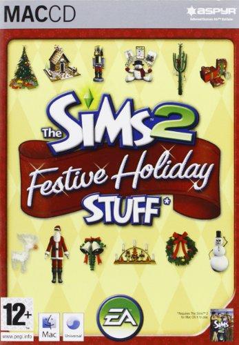 The Sims 2: Happy Holiday Stuff Pack (Mac/CD) [Importación inglesa]