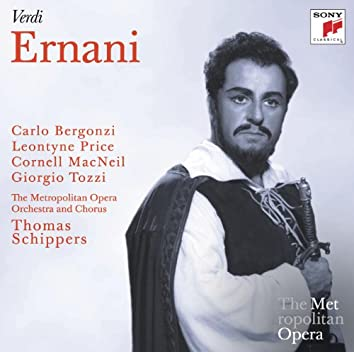 Verdi: Ernani (Metropolitan Opera)