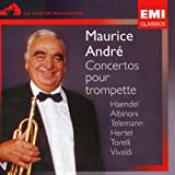 Concertos Trompette - Maurice Andre