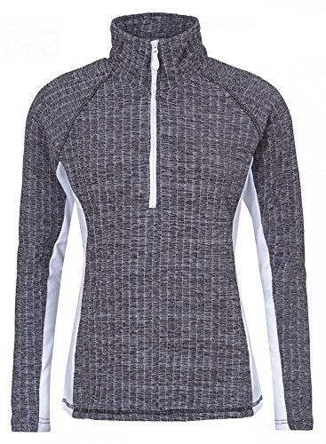 ICEPEAK Damen Onnika Funktions-Shirt (Sweatshirt ), Weiß, 34.0