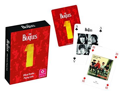 Beatles Cartamundi Number 1 - Carte da Gioco