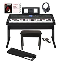 Authentic piano touch, 88-note weighted Grand hammer action keyboard Go wireless with your iOS device / Easy-to-read score and lyric display XG-optimized for You Are The Artist song books / USB Audio Recording/Playback World class concert grand piano...