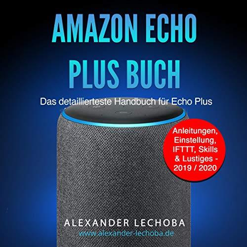 Amazon Echo Plus Buch Titelbild