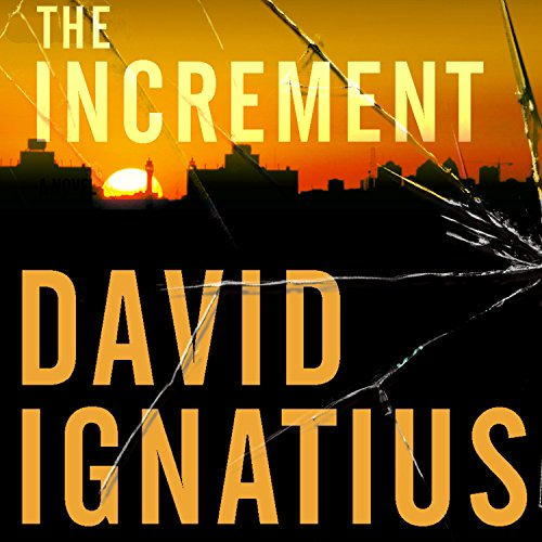 The Increment audiobook cover art